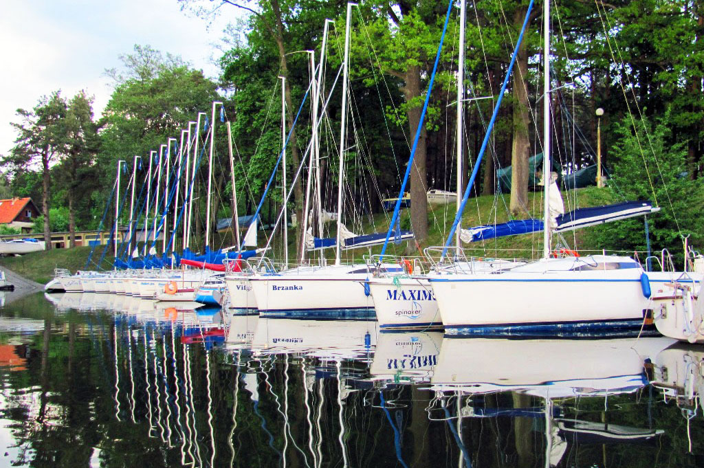 Port Jachtowy PTTK Ruciane Nida