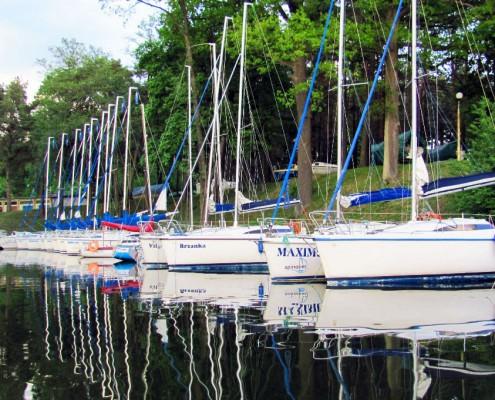 Marina PTTK Ruciane Nida